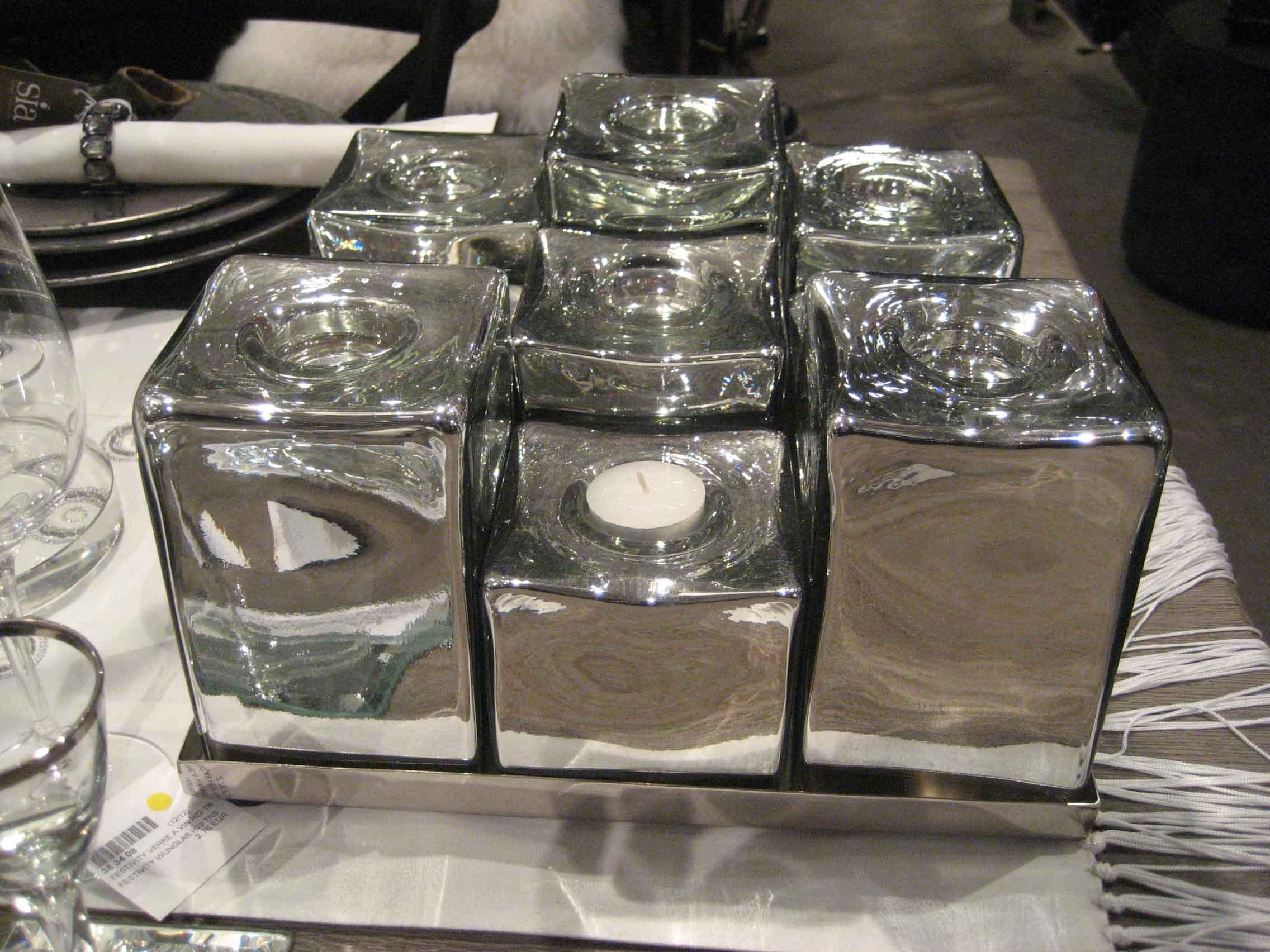 Area Floribus kaarsen