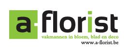 A-Florist logo